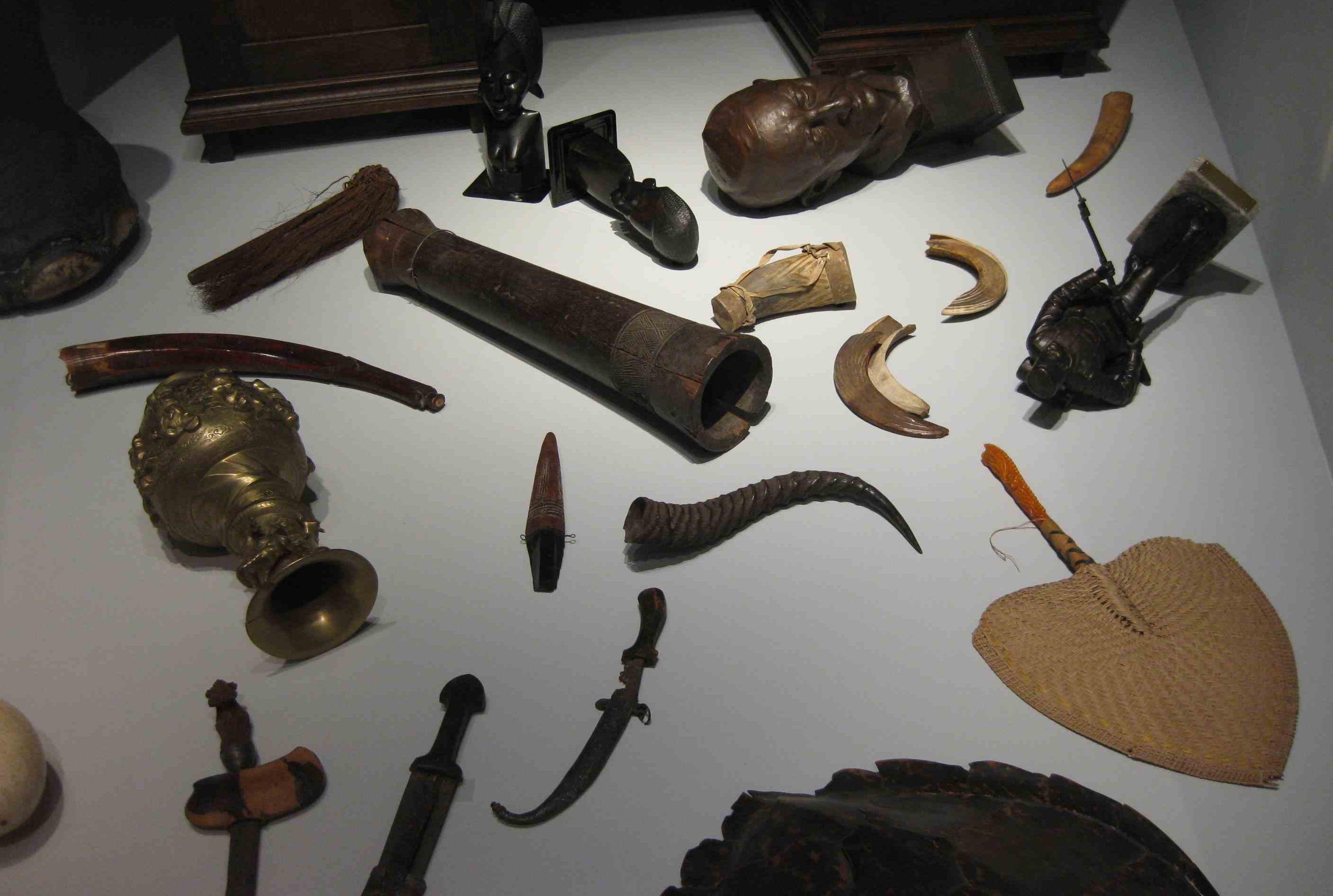 Sammelsurium im Deutschen Historischen Museum in Berlin