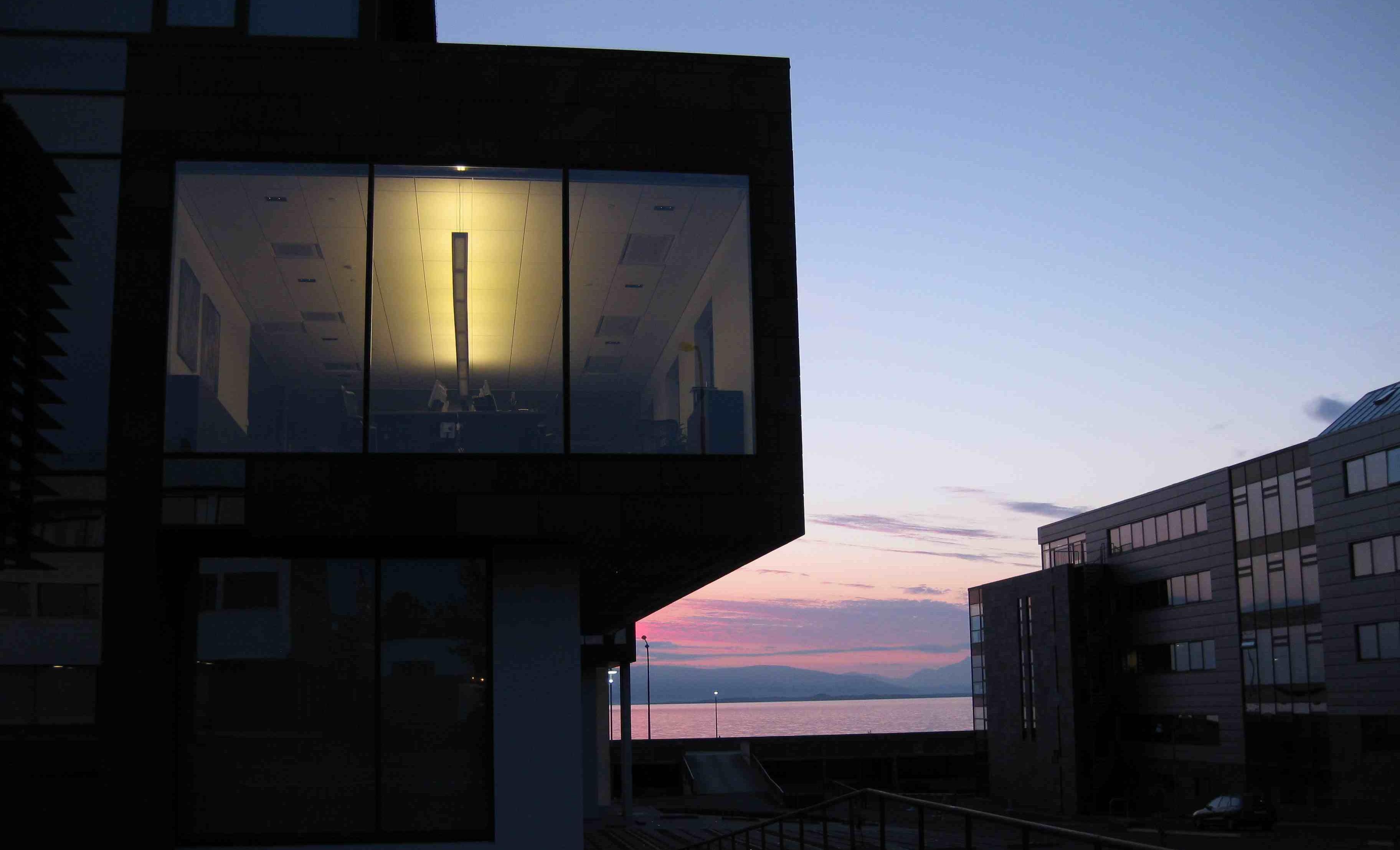 Kaupthing Bank in Reykjavik